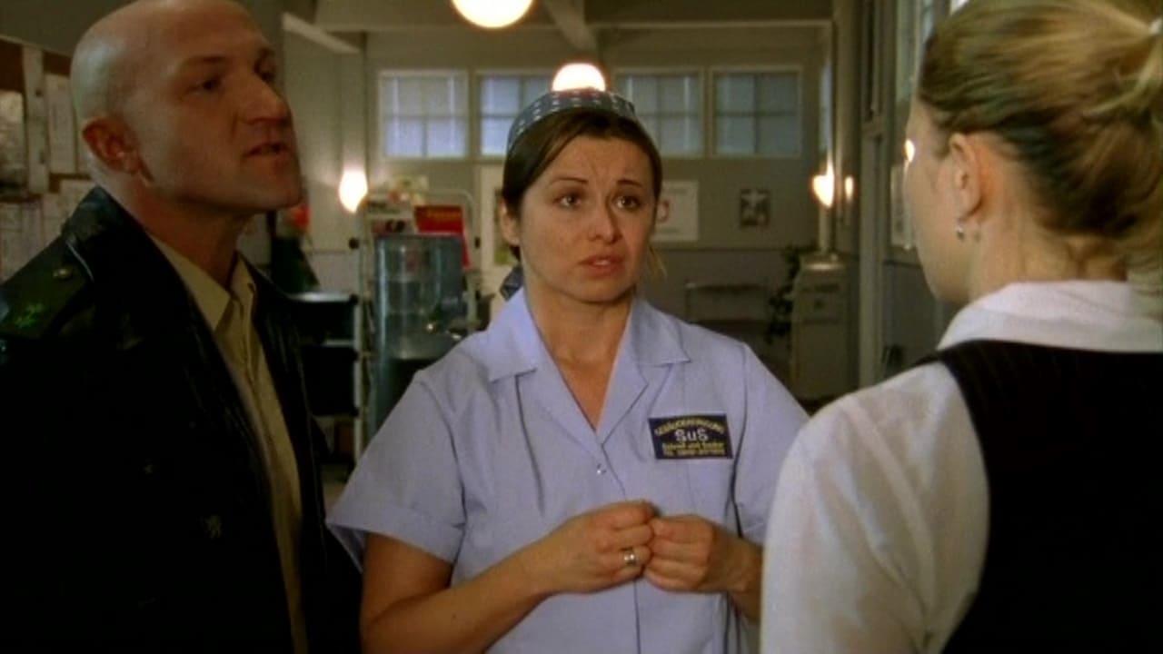 Die Rosenheim-Cops Season 9 :Episode 3  Tod nach Dienstschluss