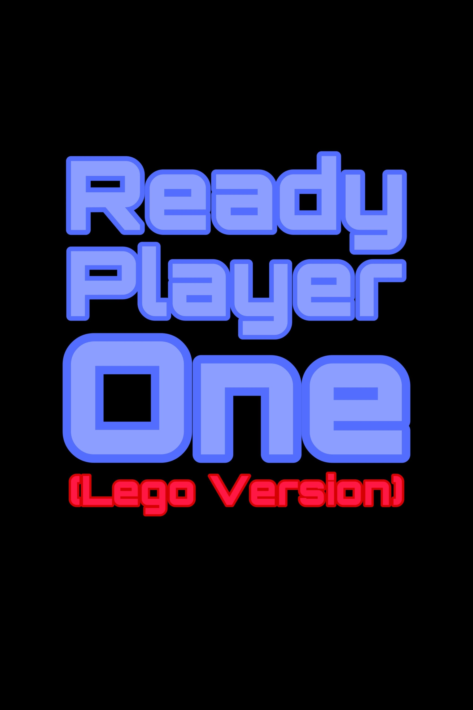 Ready Player One (LEGO Version) (2018)