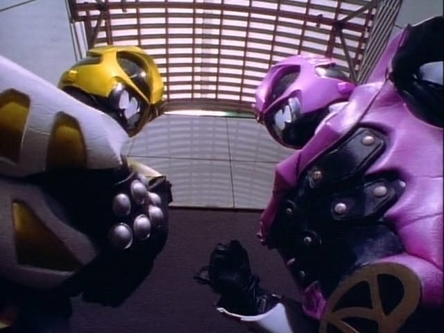 Super Sentai Season 21 :Episode 40  How Scary! The Bad Women