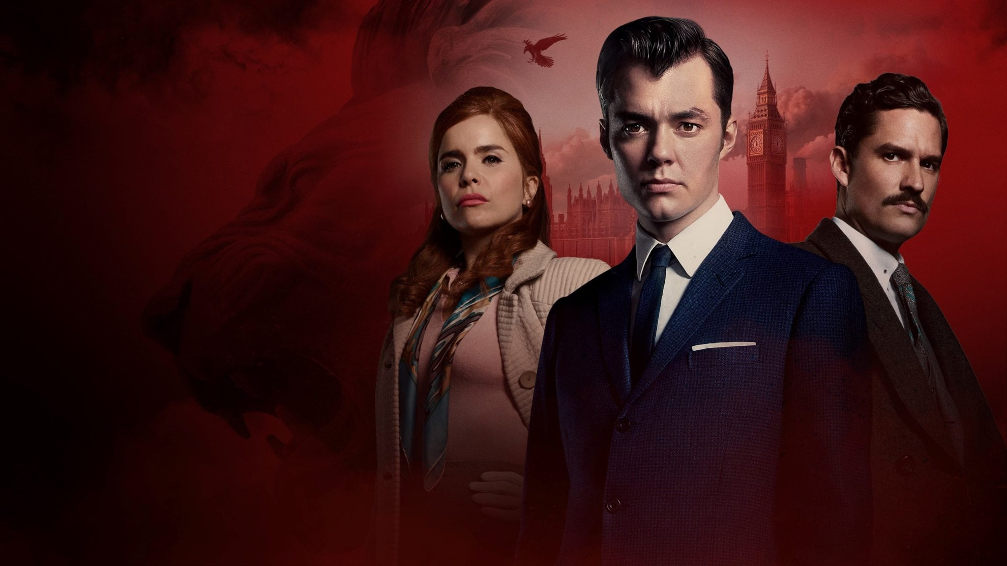 Second season Pennyworth could premiere in December