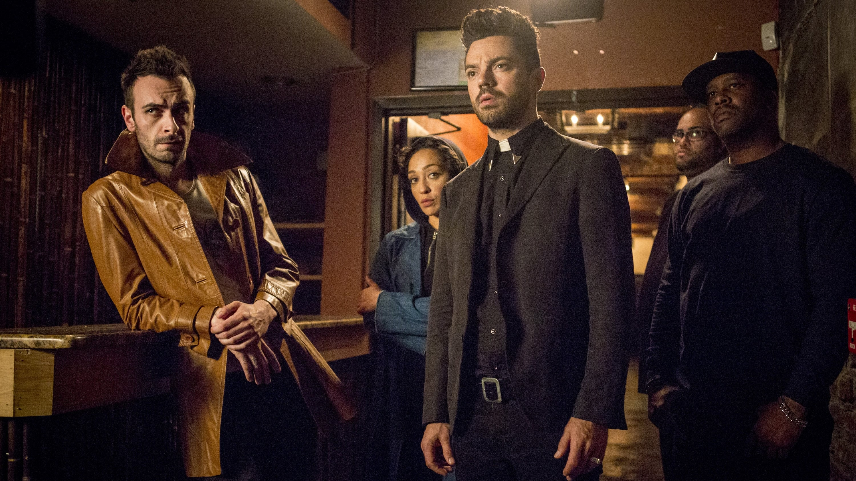 Preacher Season 2 :Episode 3  Damsels