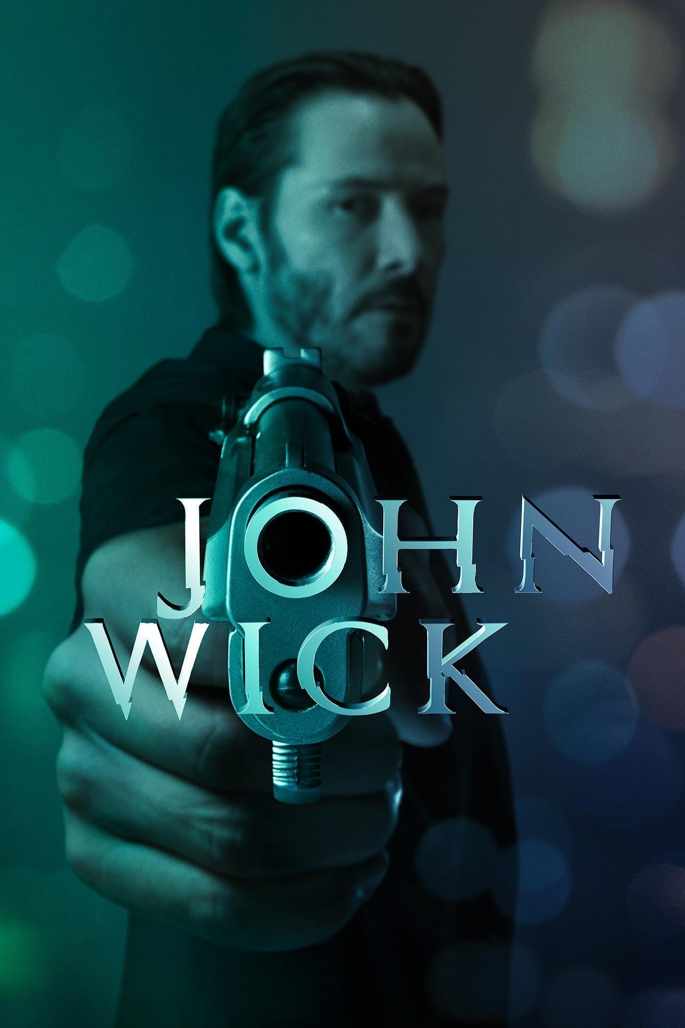 Poster and image movie Film John Wick - John Wick - John Wick -  2014