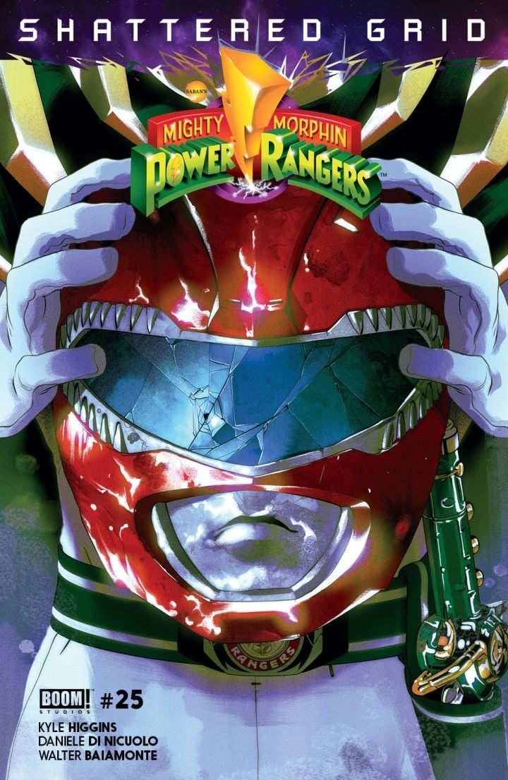 Power Rangers: Shattered Grid