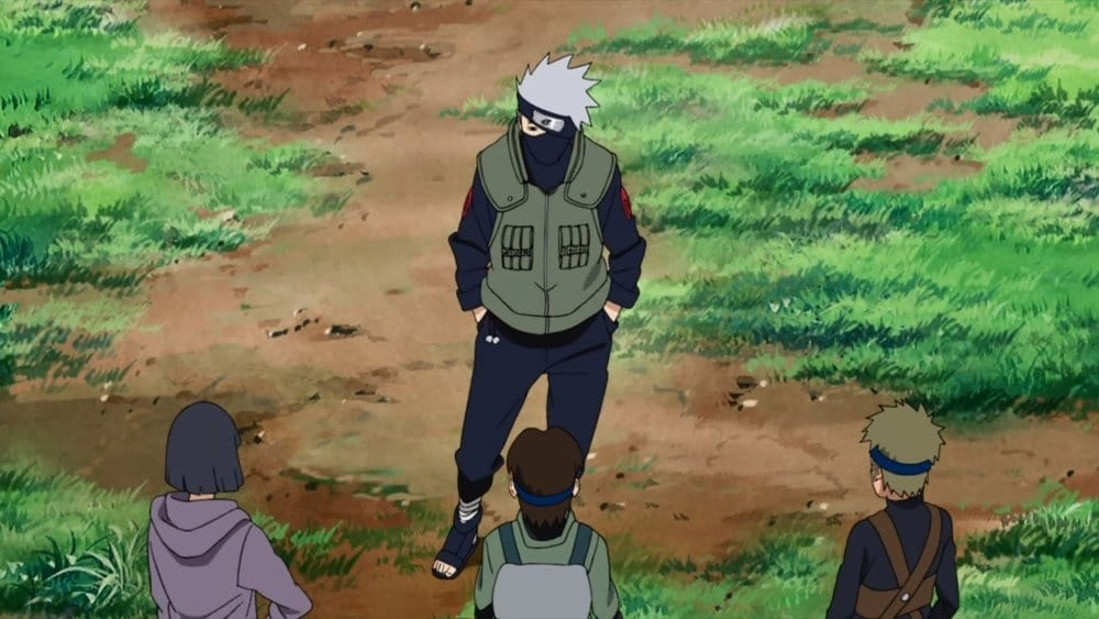 Naruto Shippūden Season 16 :Episode 360  Jonin Leader