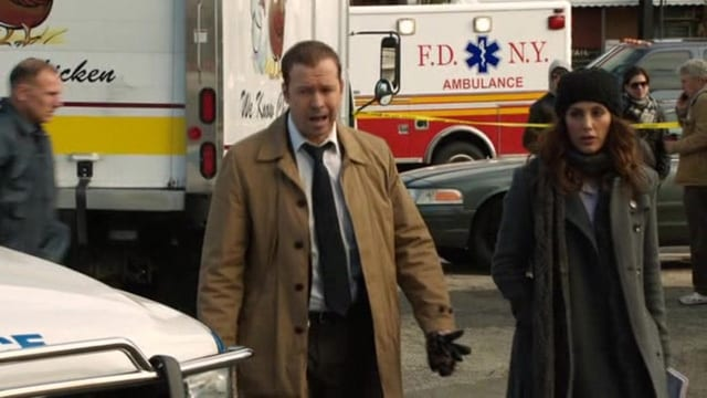 Blue Bloods Season 2 :Episode 10  Whistle Blower