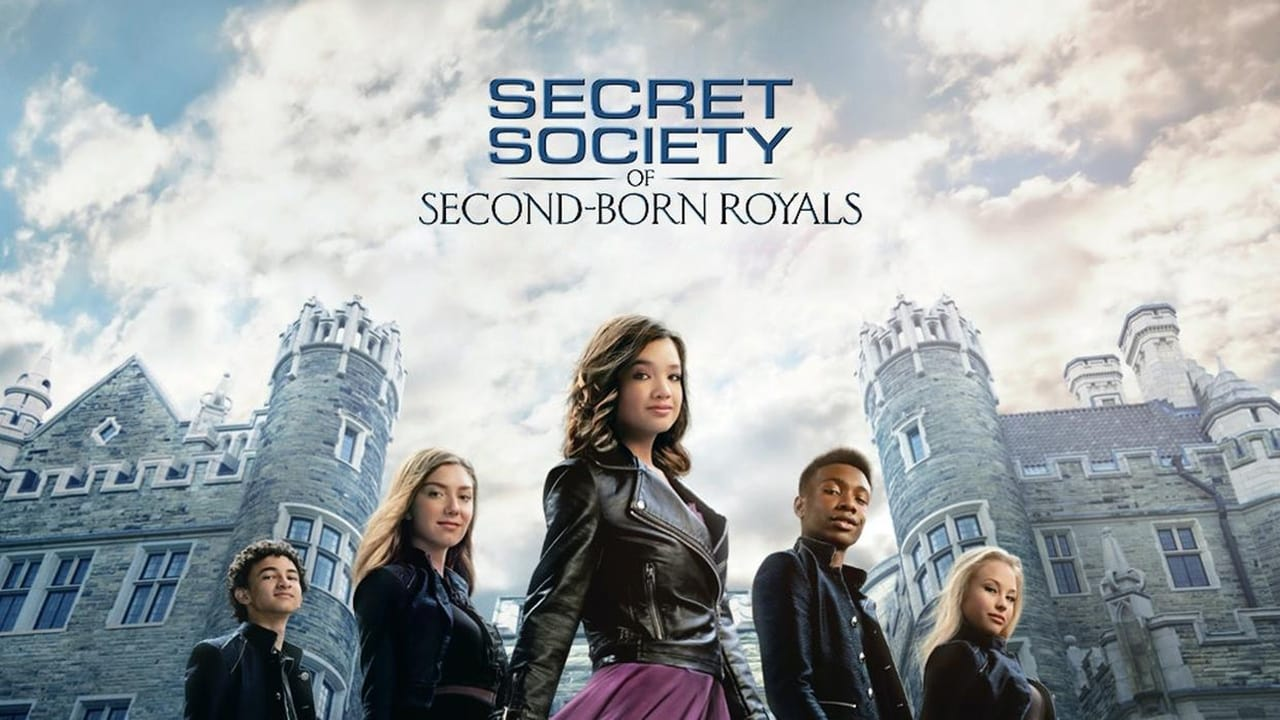 Secret Society of Second Born Royals