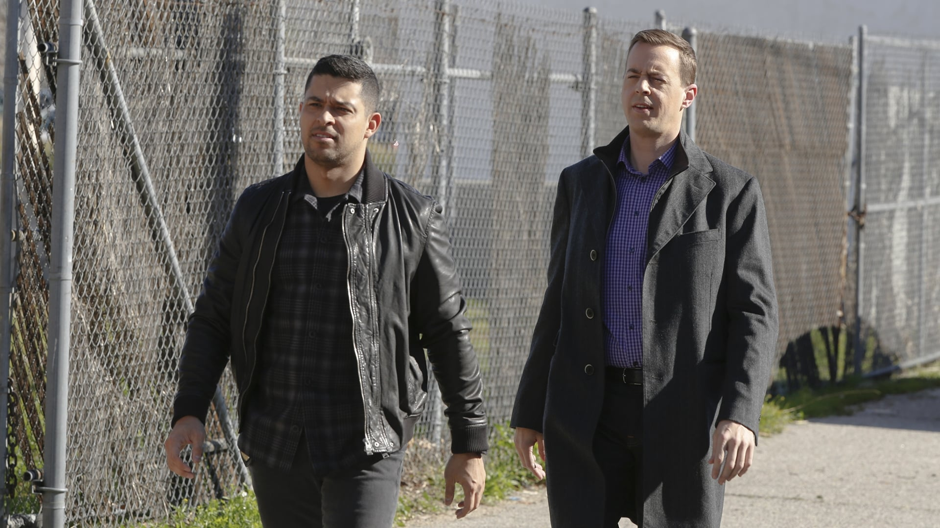 NCIS Season 14 :Episode 17  What Lies Above