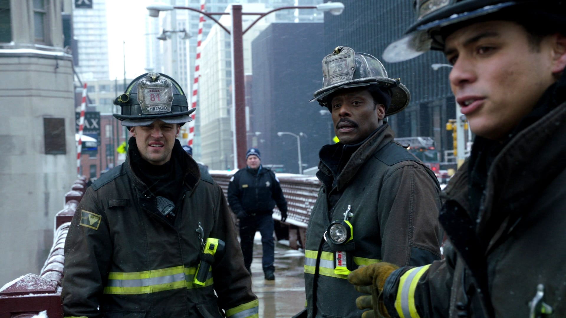 Chicago Fire Season 1 :Episode 17  Better to Lie