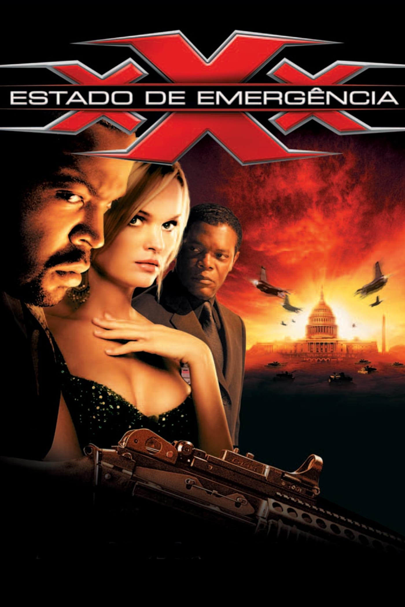 xXx 2 – Estado de Emergência Dublado
