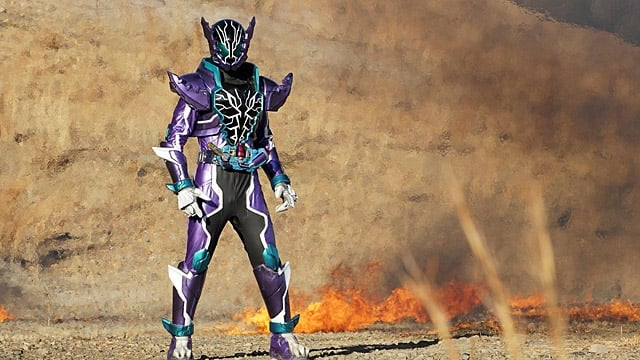 Kamen Rider Season 28 :Episode 23  Phantom of the West