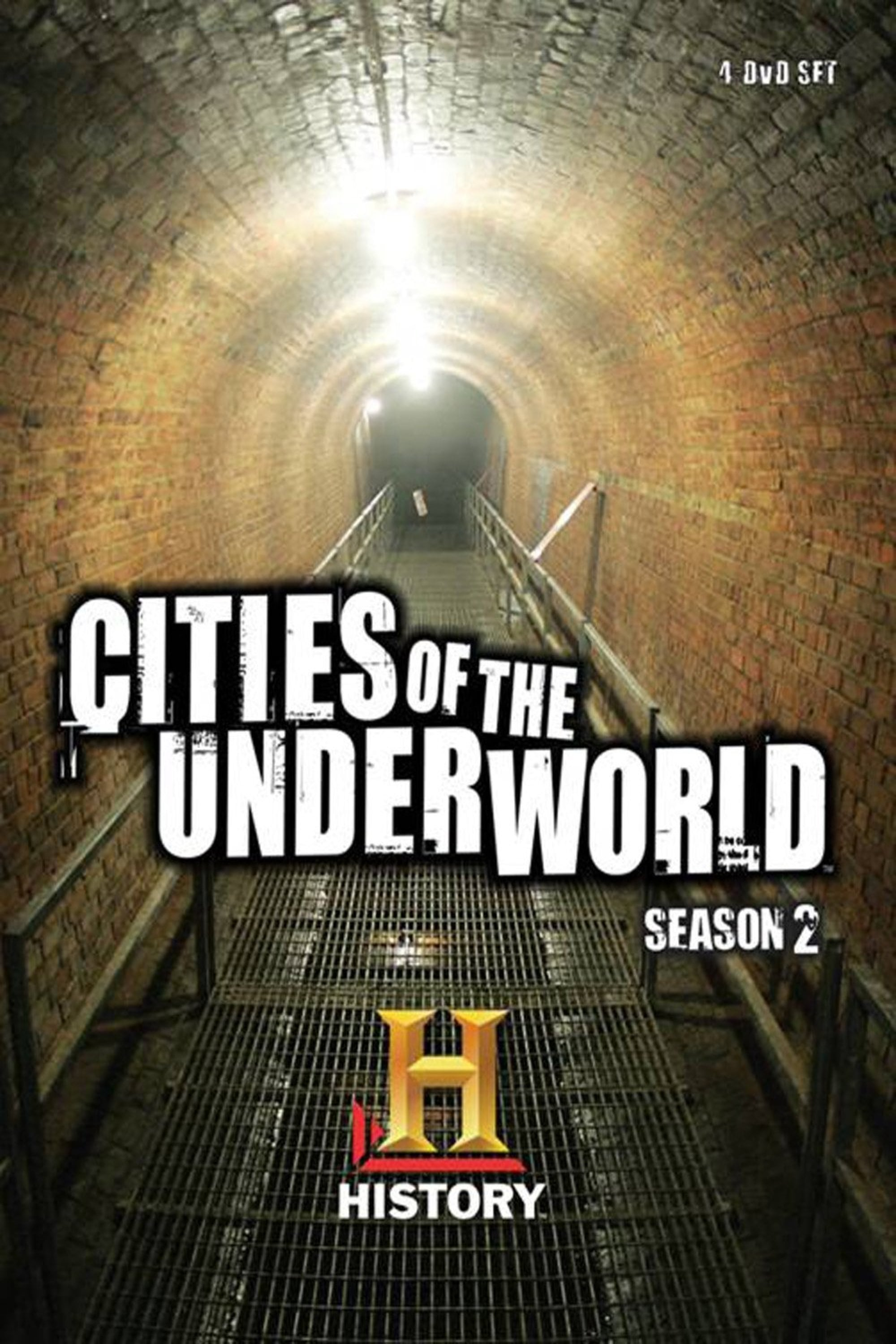 Cities of the Underworld