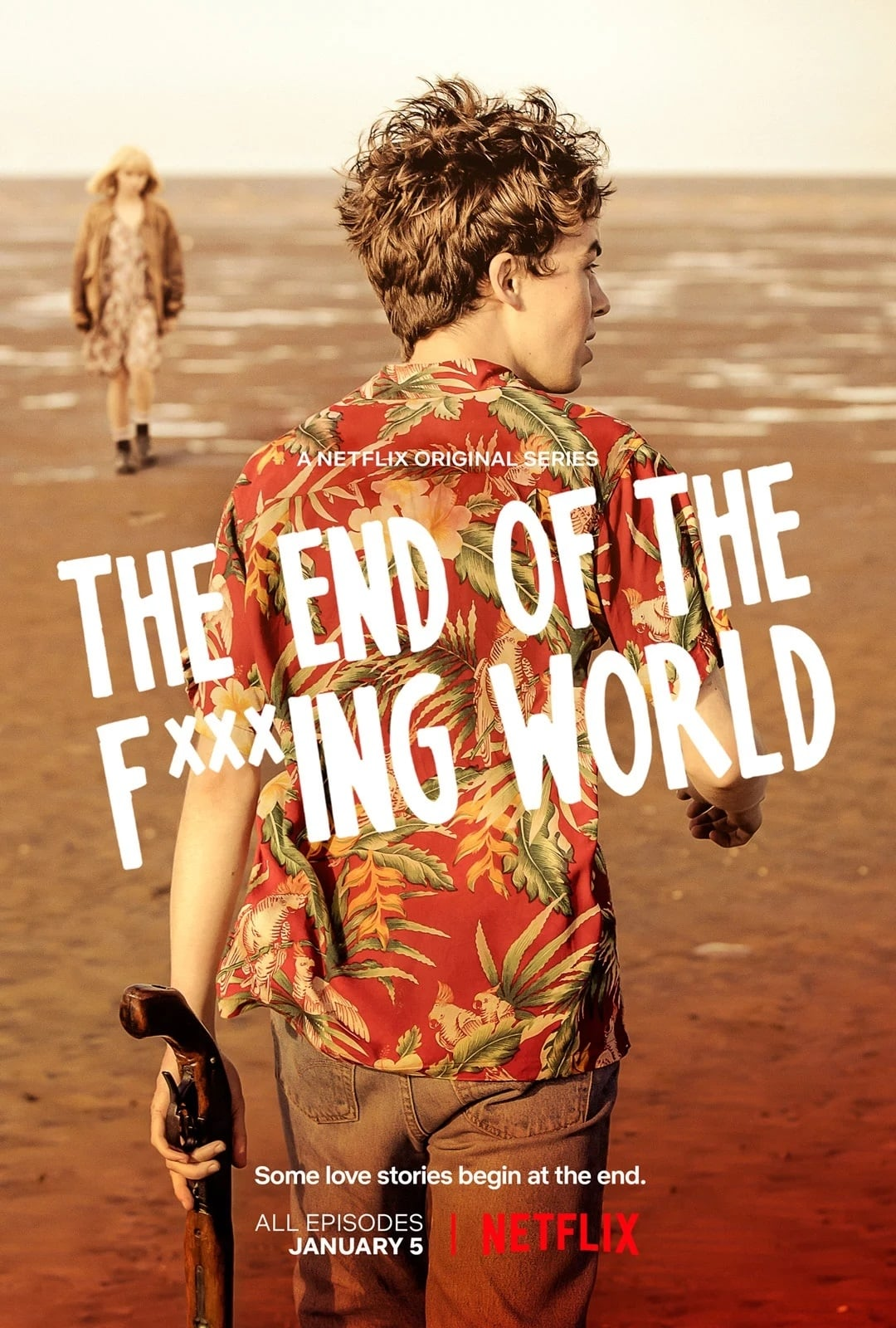 The End of the F***ing World Season 1
