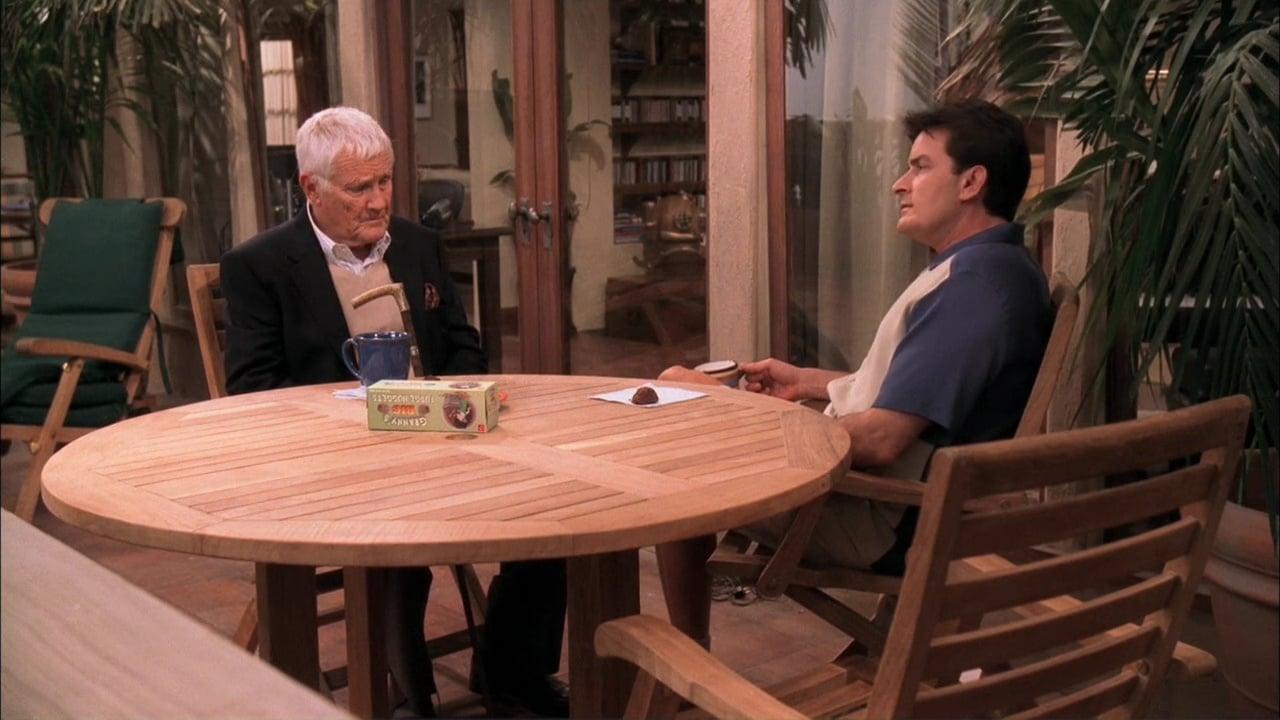 Two and a Half Men Season 2 :Episode 24  Mein schönstes Wochenenderlebnis