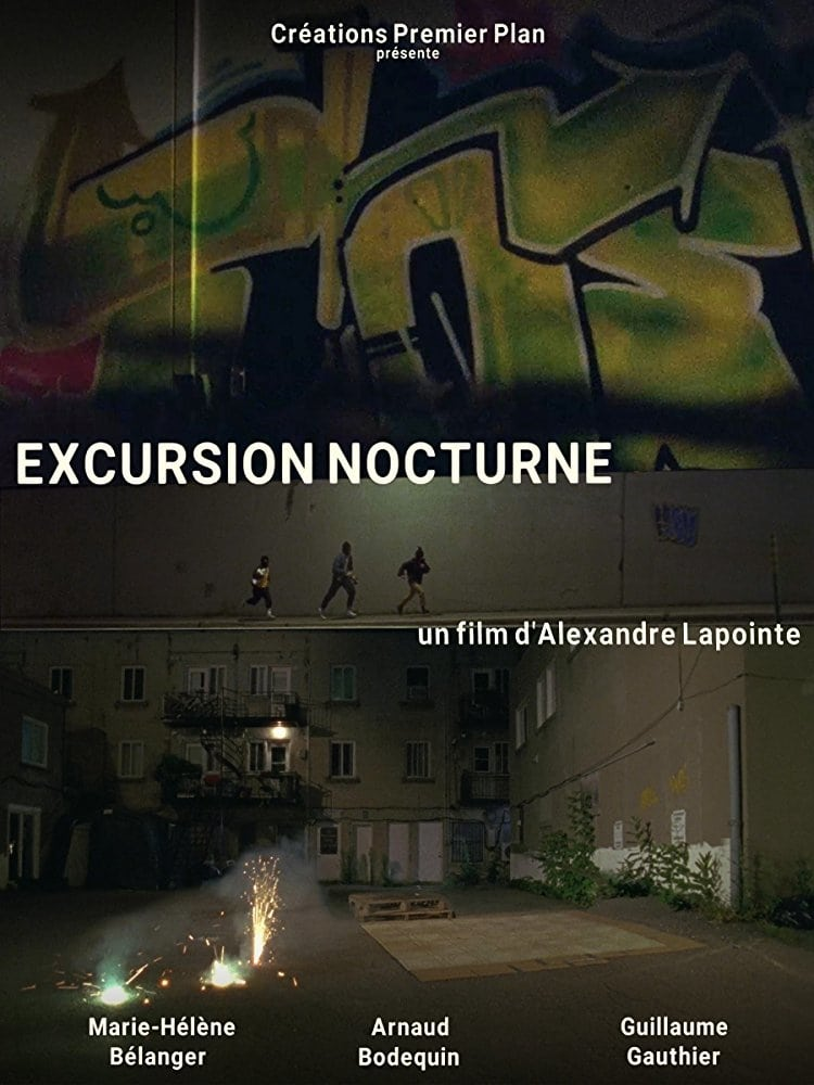 Ver Excursion nocturne Online HD Español ()