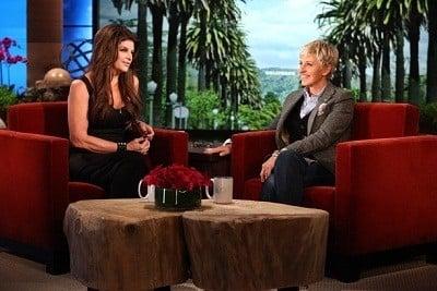 The Ellen DeGeneres Show Season 9 :Episode 72  Kristie Alley, Casey Wilson, Jordyn Wieber