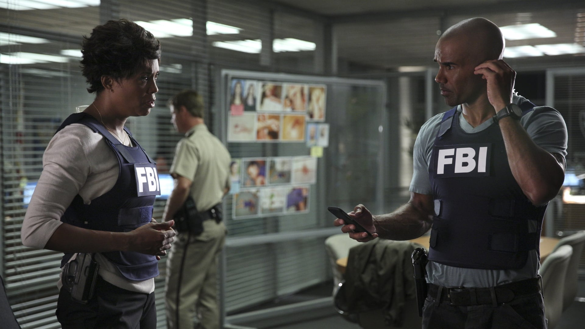 Criminal Minds Season 11 :Episode 6  Pariahville