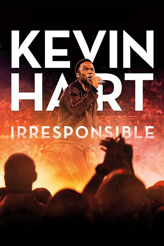 Kevin Hart: Irresponsible poster, capa, cartaz