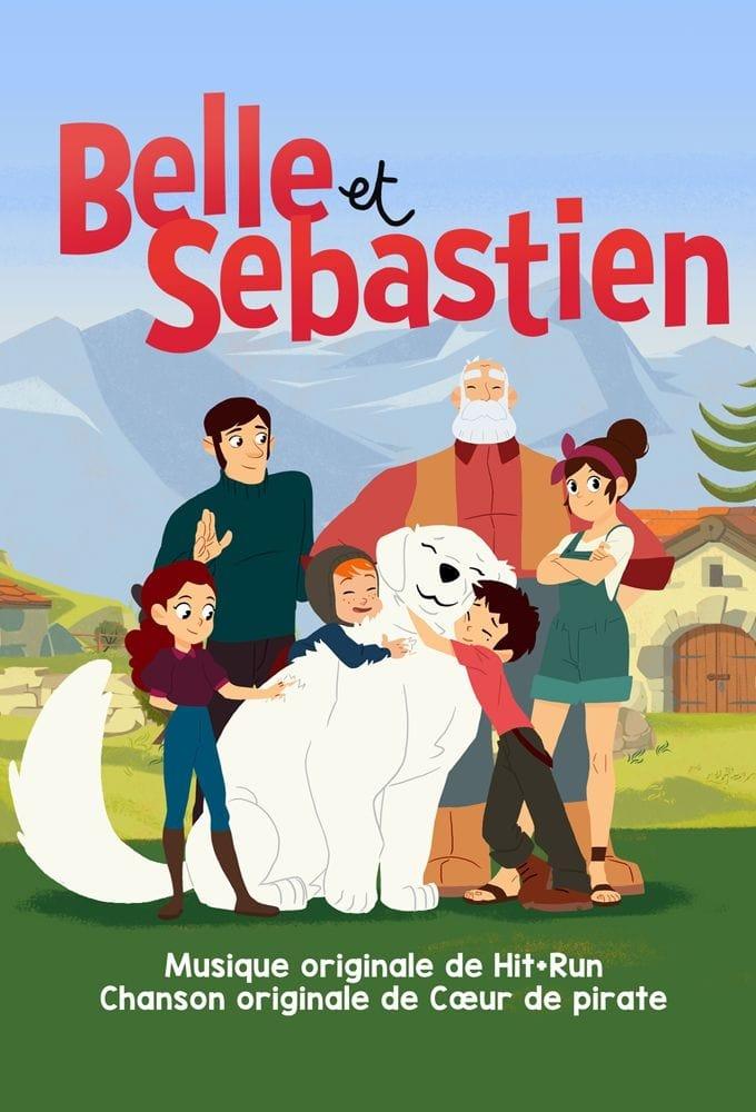 Belle et Sébastien TV Shows About Dog