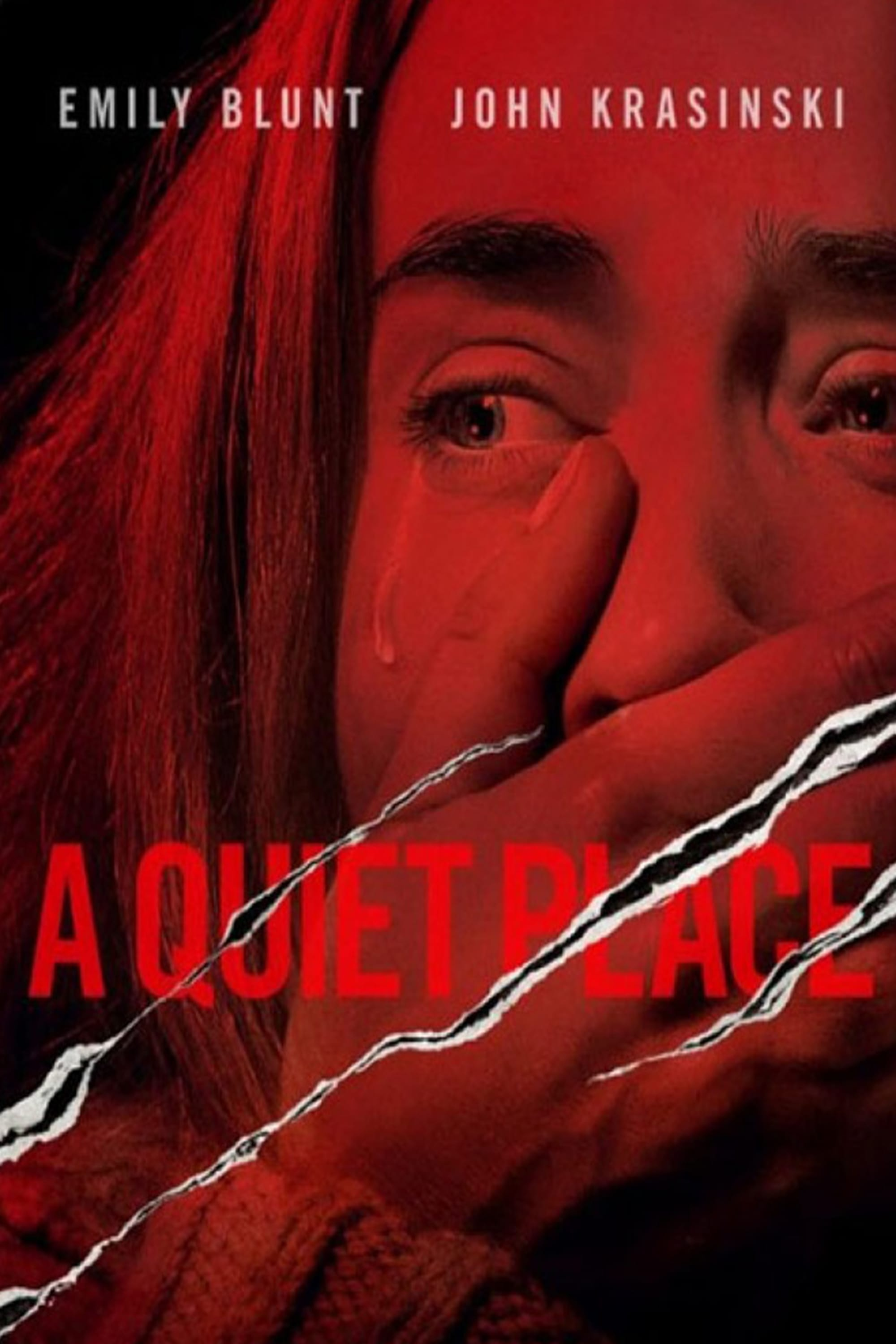 Reading the Quiet: Behind the Scenes of 'A Quiet Place' (2018)