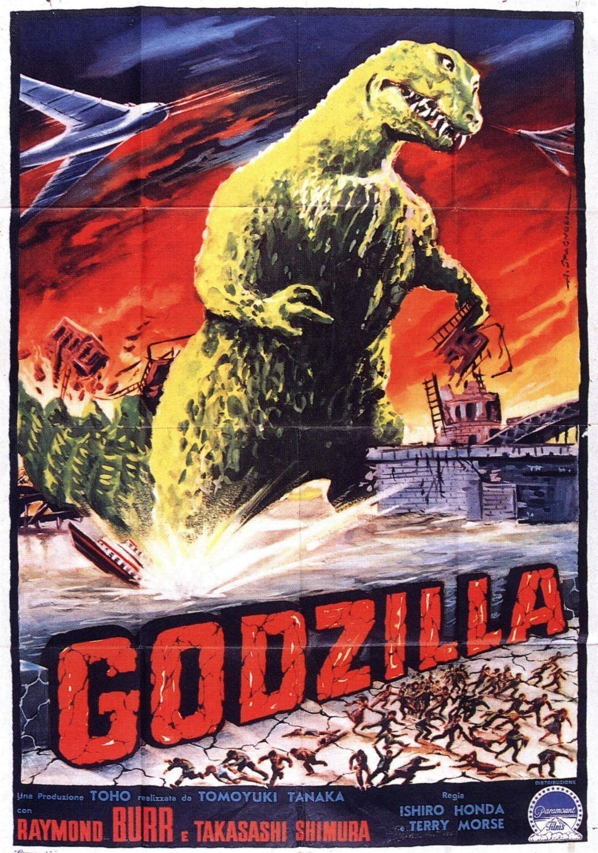voir film Godzilla streaming