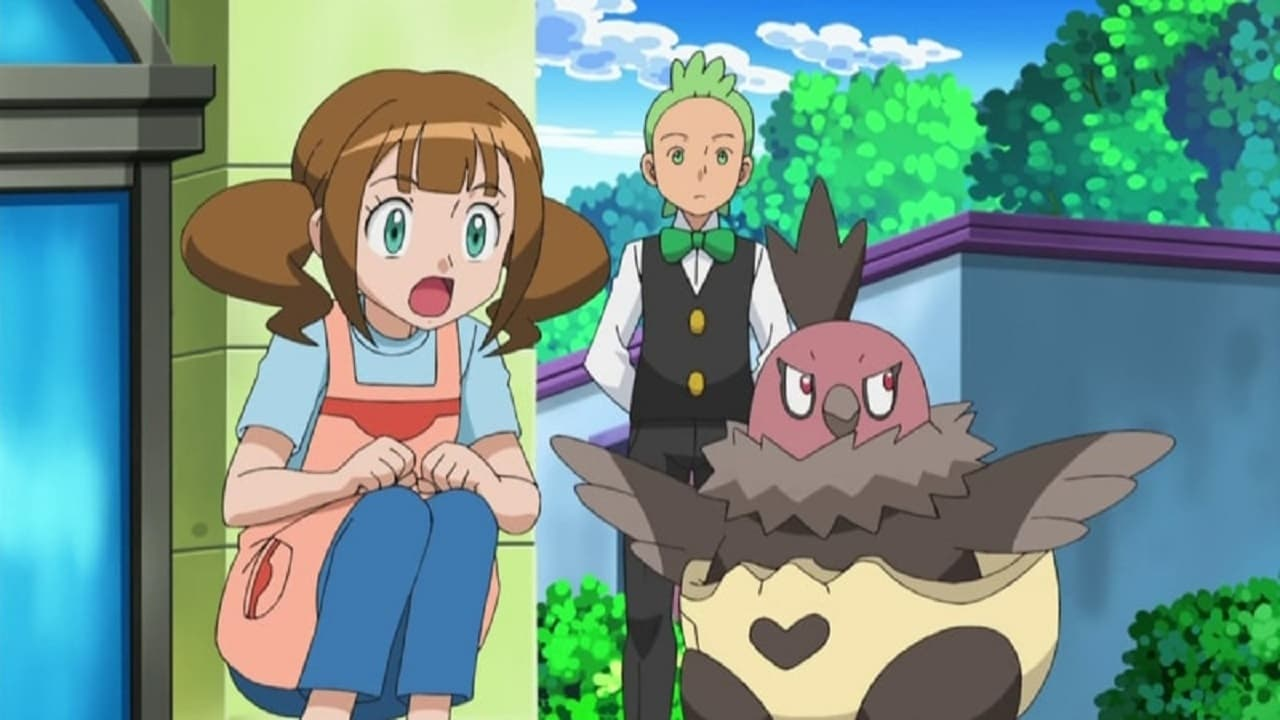 Pokémon Season 15 :Episode 47  Unrest at the Nursery