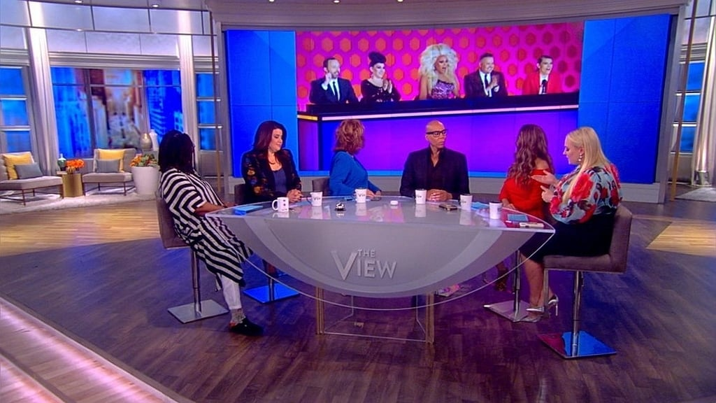 The View Season 22 :Episode 173  RuPaul
