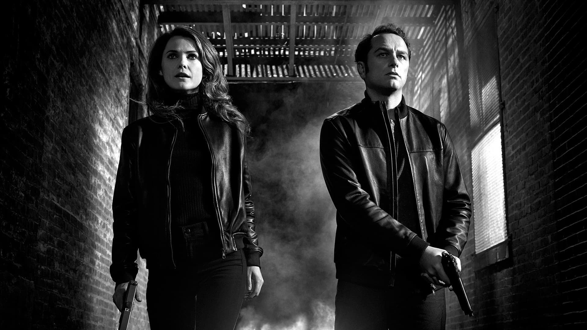 The Americans bij Amazon