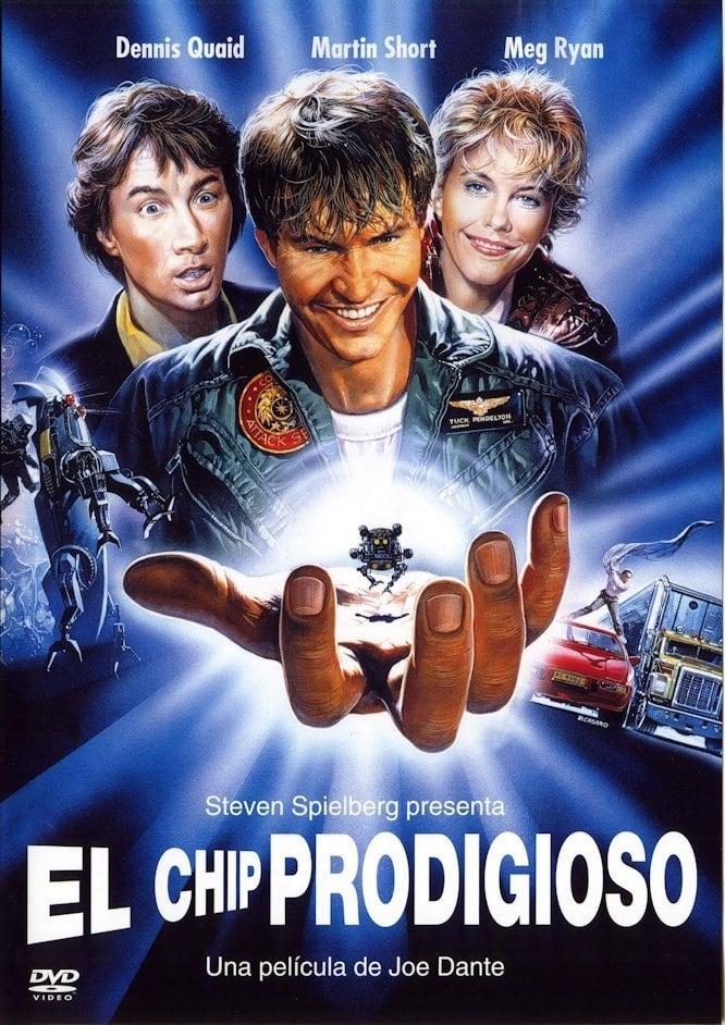 Ver El chip prodigioso Online HD Español (1987)