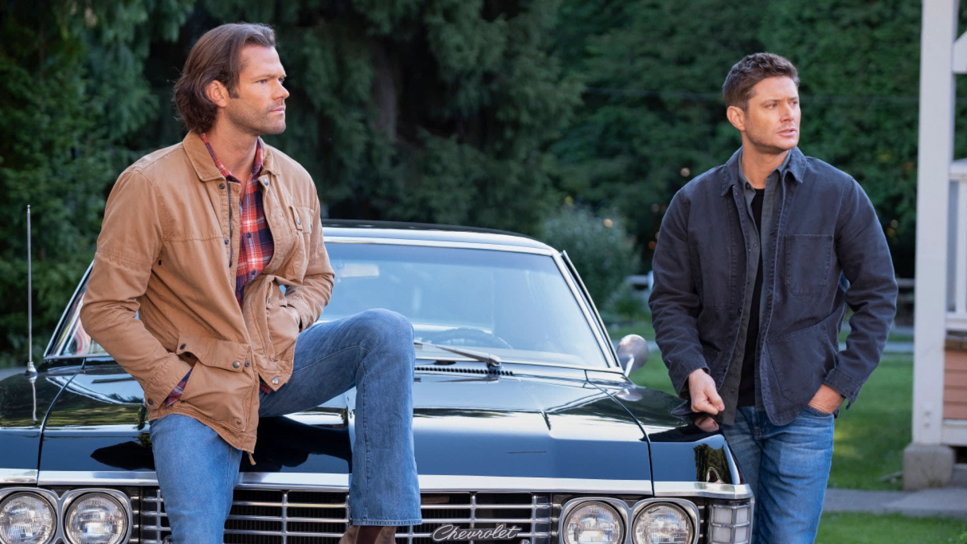 Supernatural Season 15 :Episode 20  Carry On