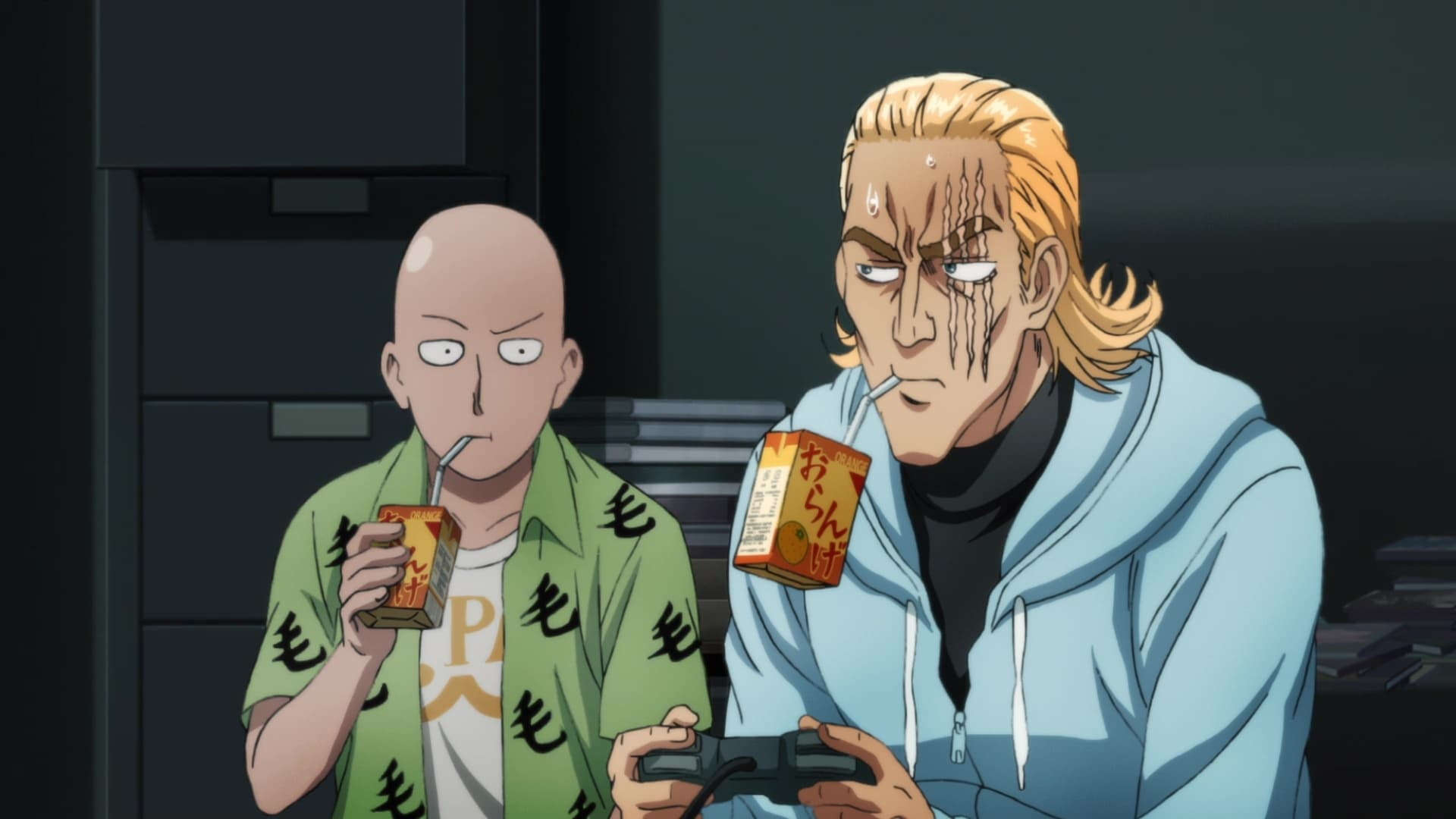 One-Punch Man Season 2 :Episode 1  Return of the Hero