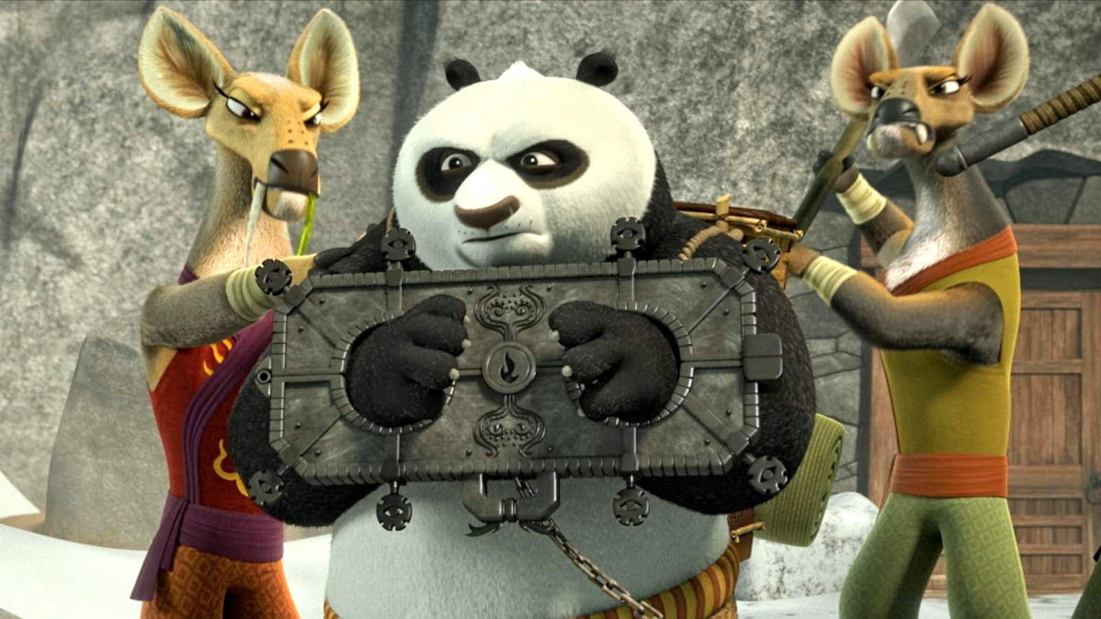 Kung Fu Panda Serien Stream