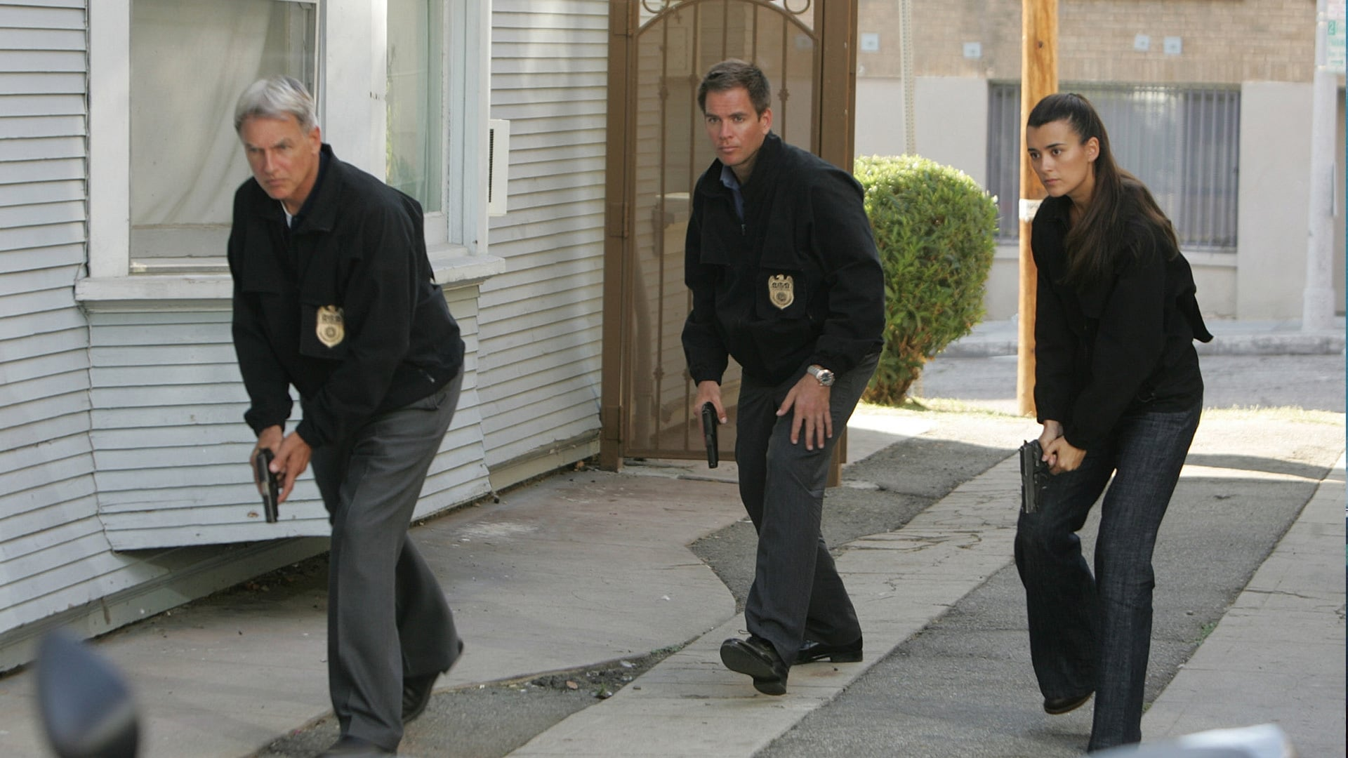 NCIS Season 5 :Episode 8  Designated Target