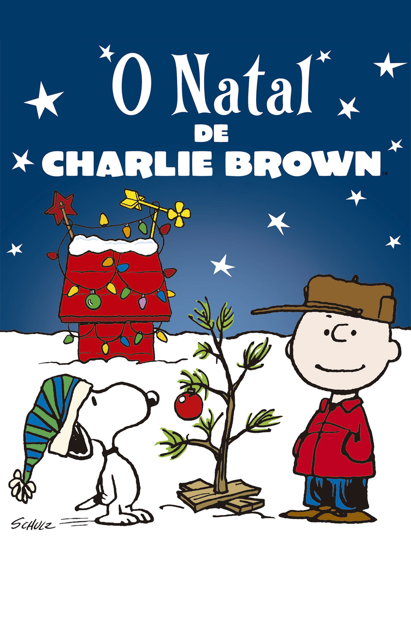 O Natal do Charlie Brown Dublado