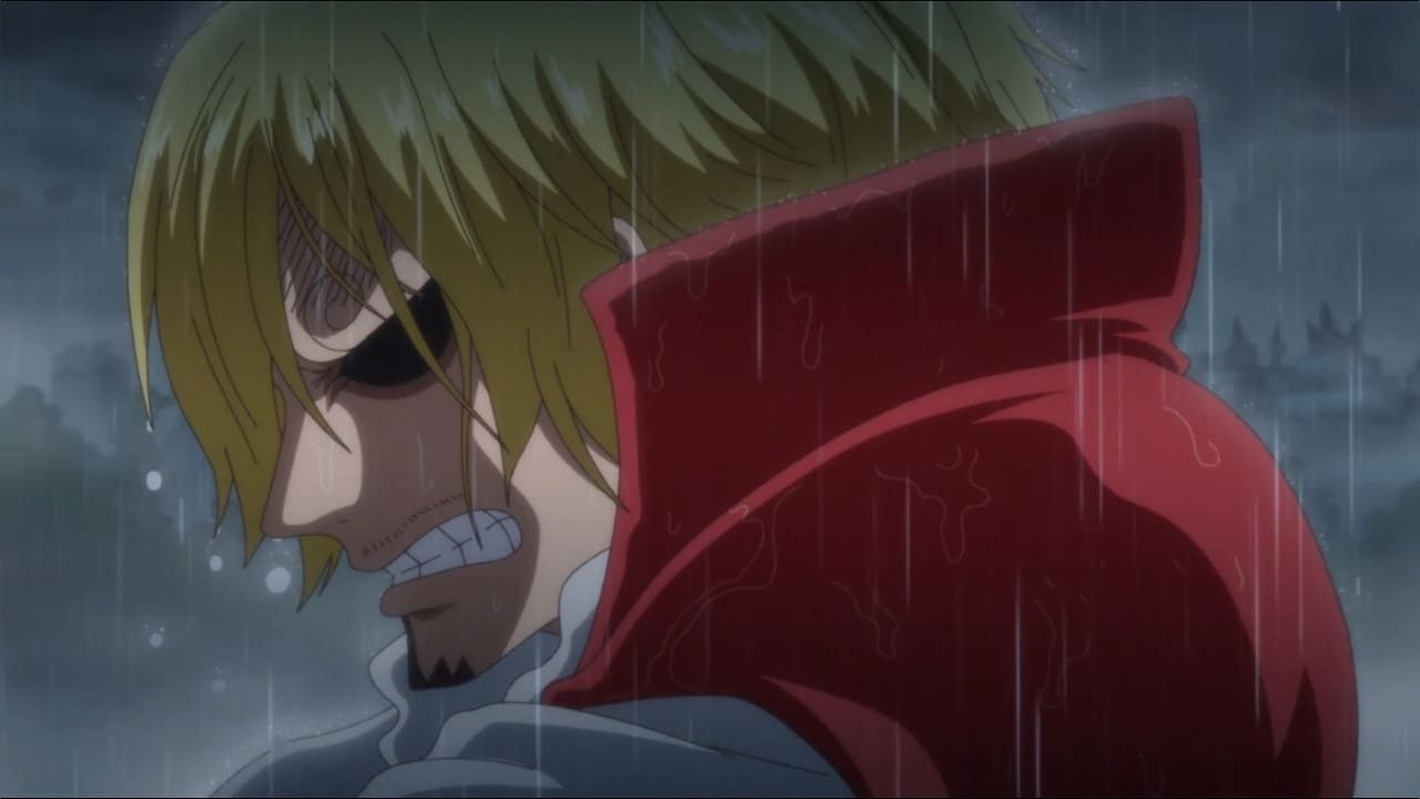 One Piece Season 19 :Episode 825  Liar! - Luffy and Sanji