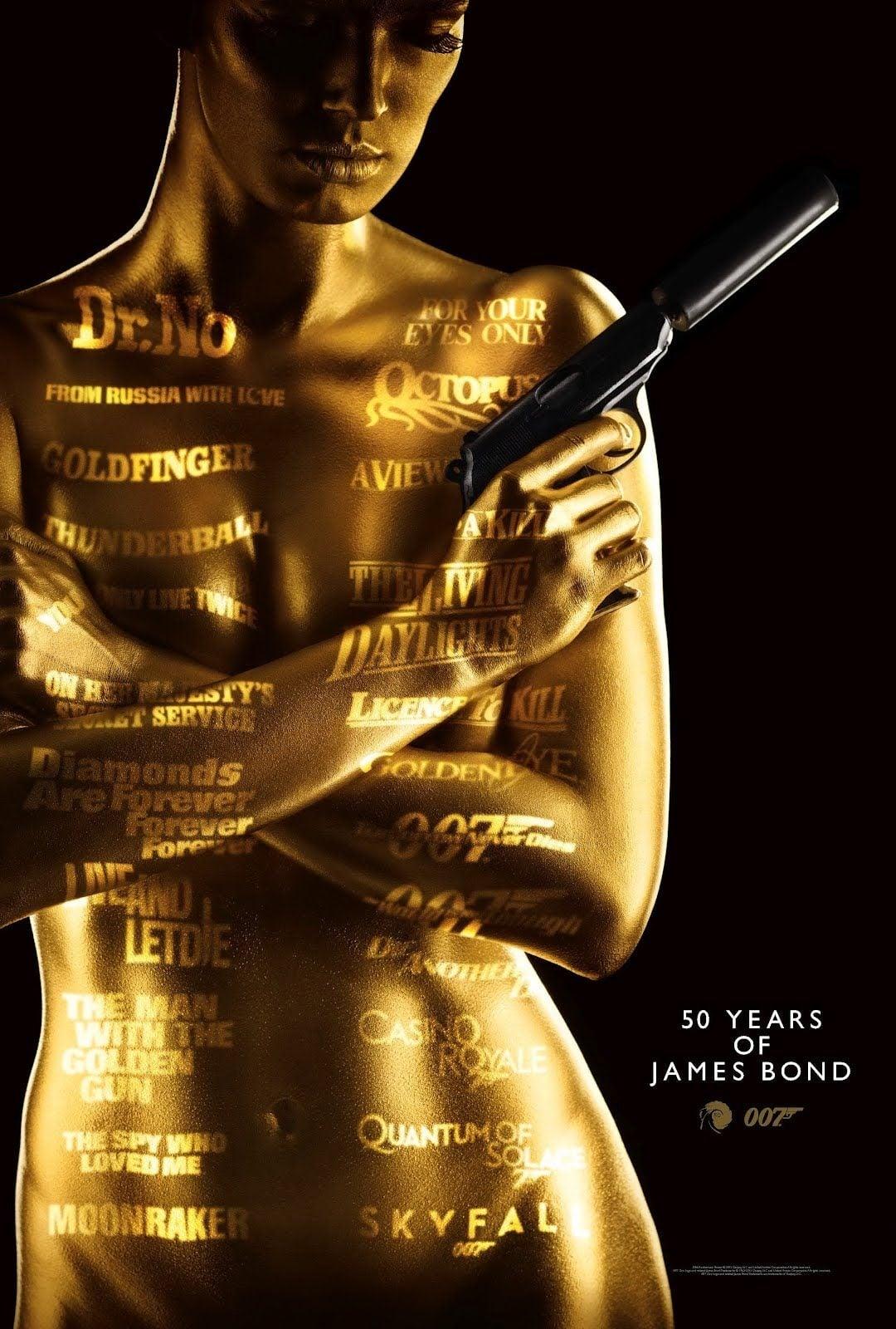 James Bond - 50th Anniversary: Bonus Features (2012)