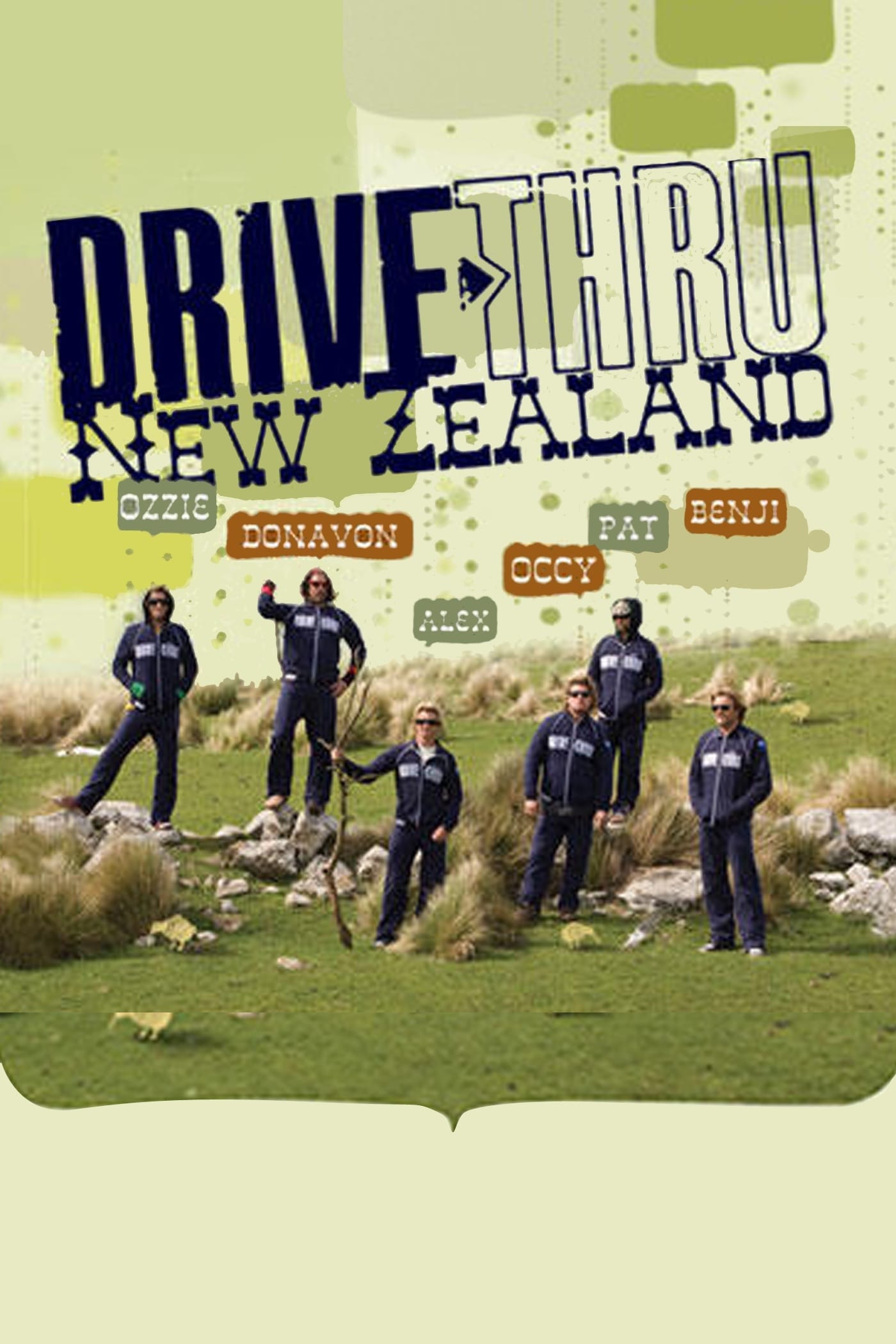 Drive Thru New Zealand on FREECABLE TV