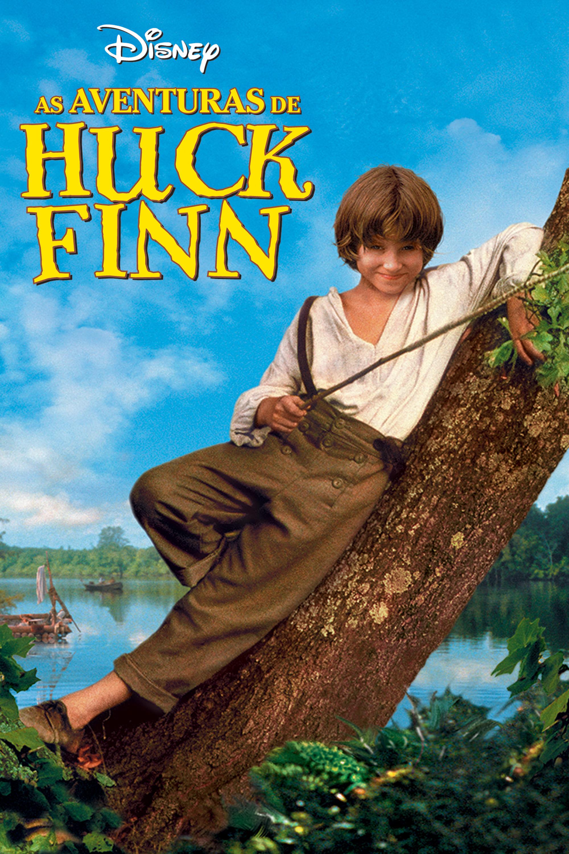 As Aventuras de Huck Finn Dublado