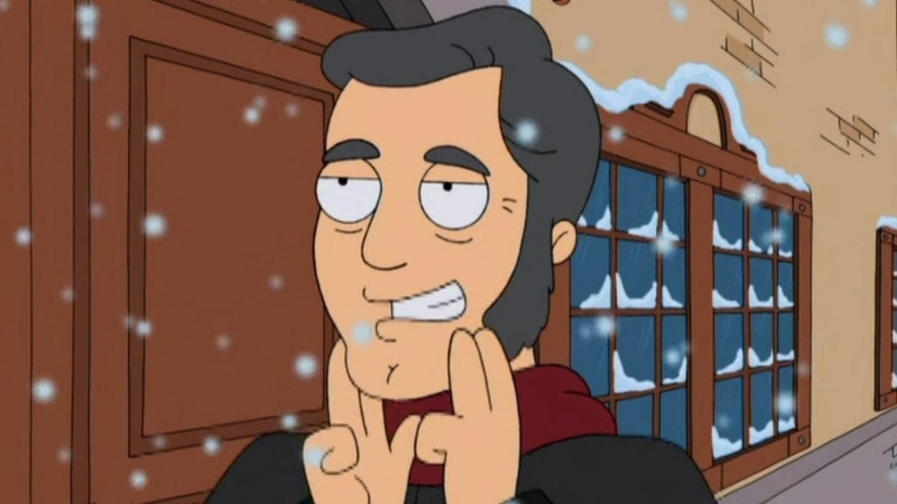 American Dad! Season 2 :Episode 16  Tears of a Clooney