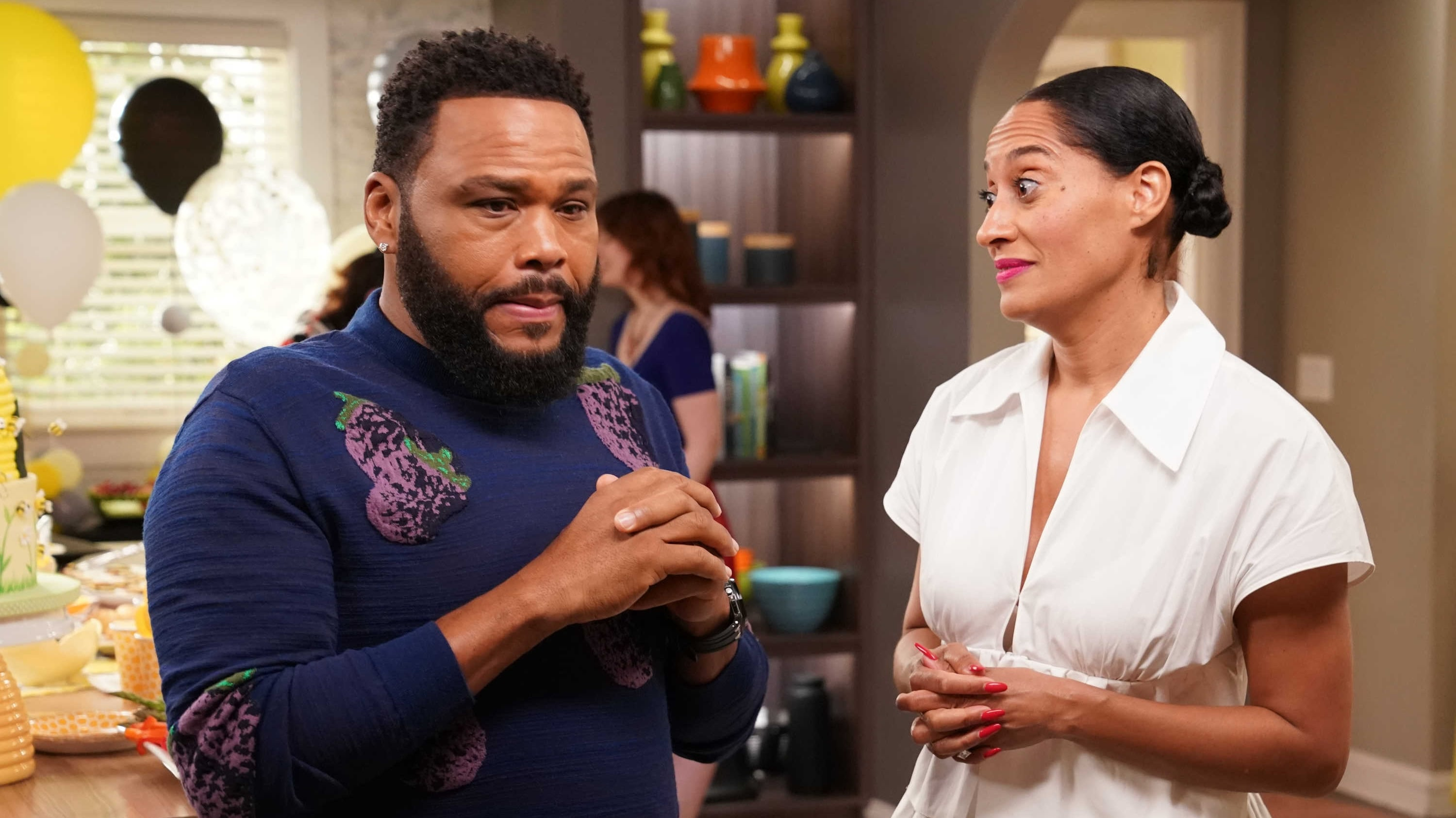 black-ish Season 6 :Episode 22  …Baby One More Time