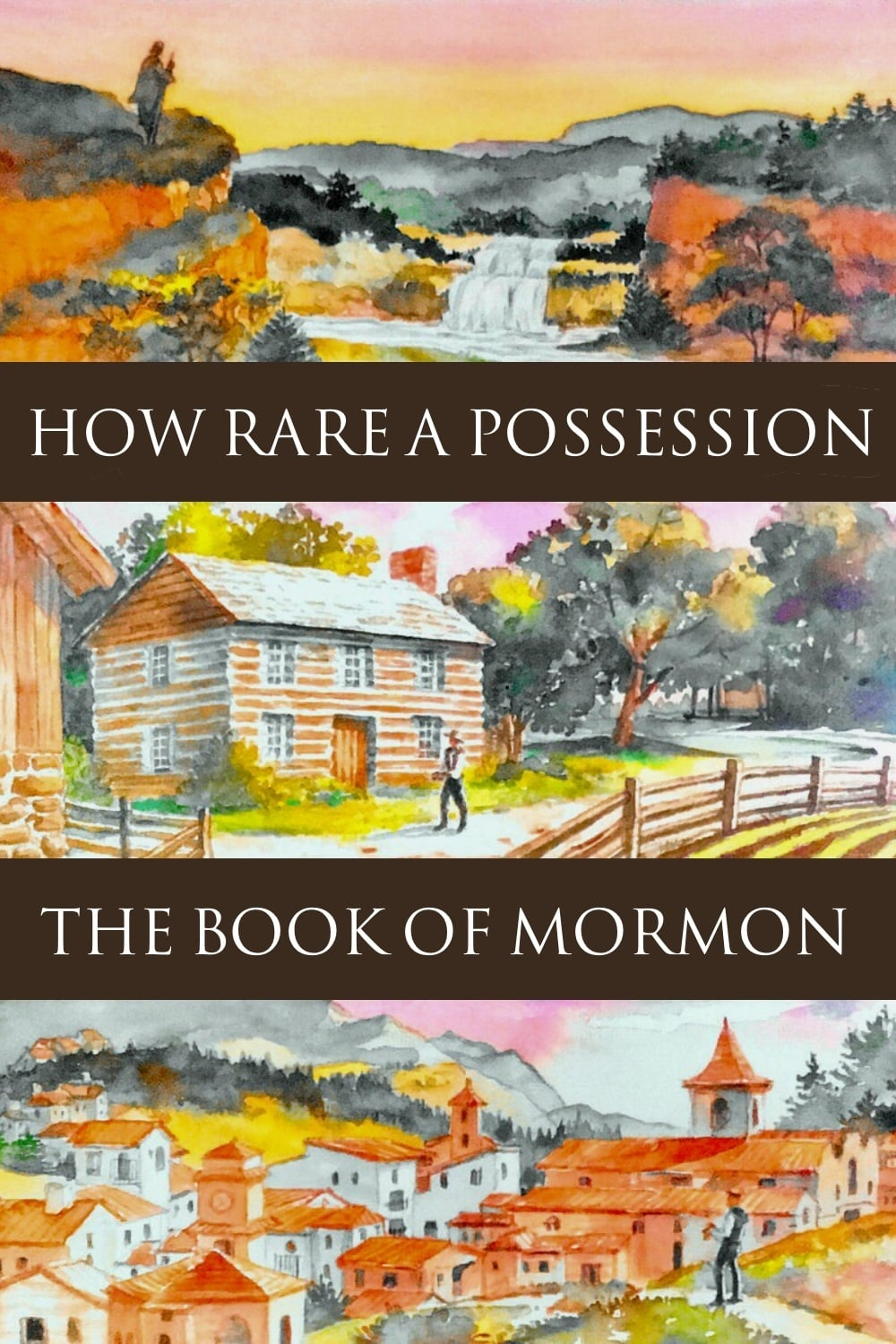 How Rare a Possession: The Book of Mormon (1987)