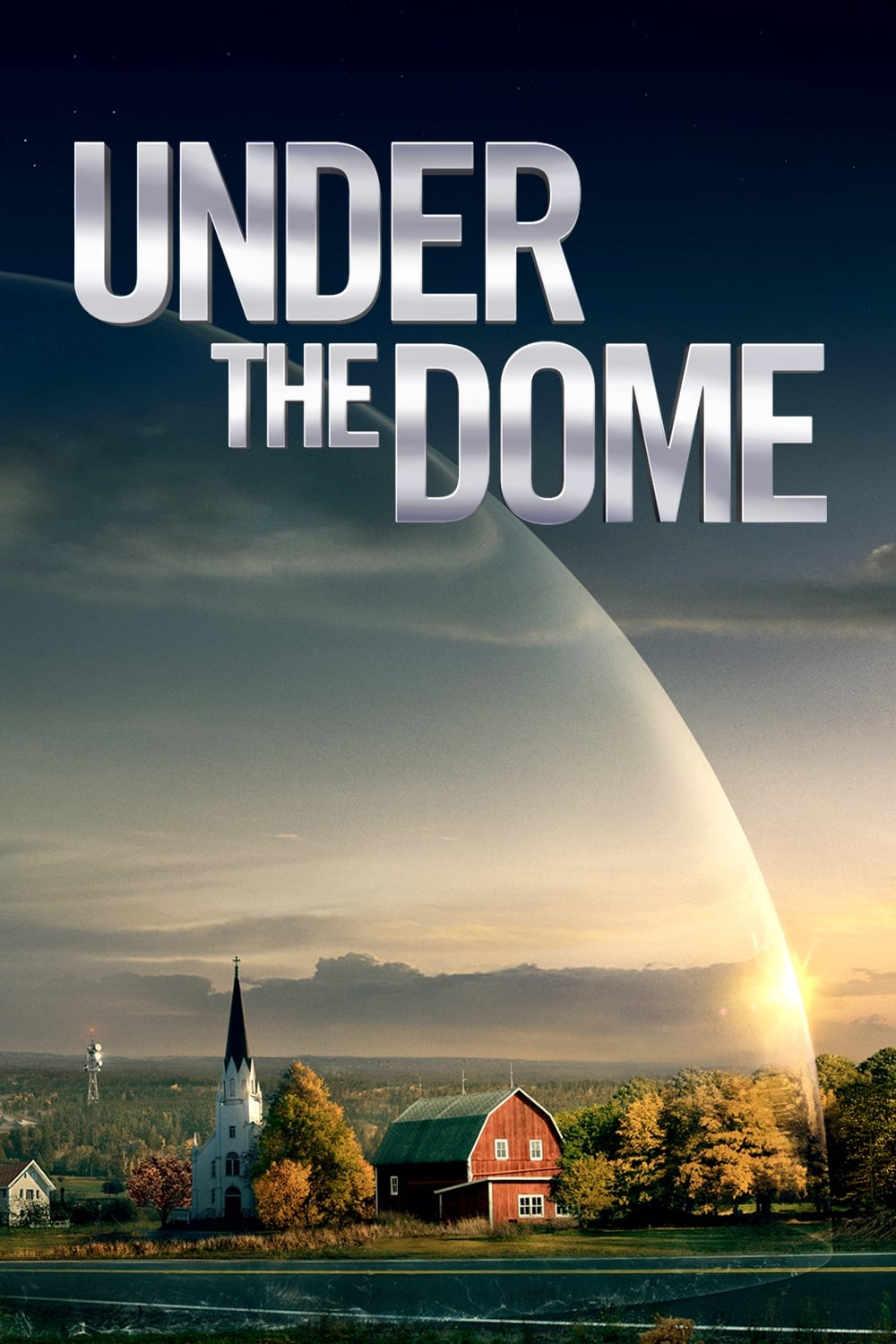 Under the Dome TV Shows About Invisible Barrier