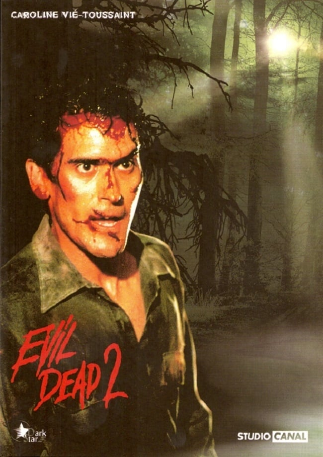 evil dead 2 stream