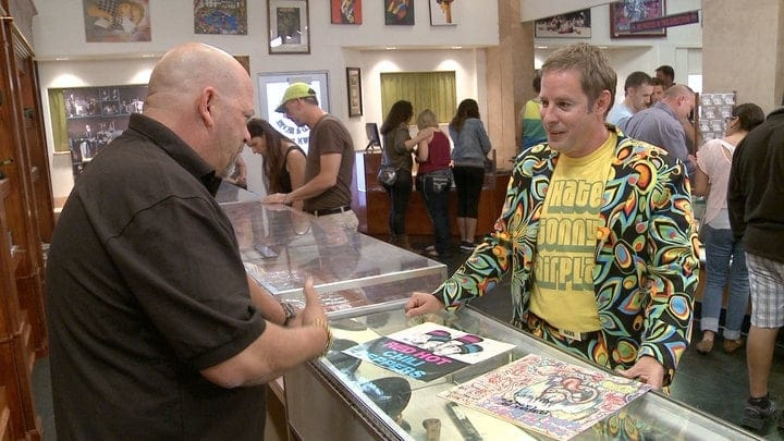 Pawn Stars Season 11 :Episode 11  Bucking Bronco