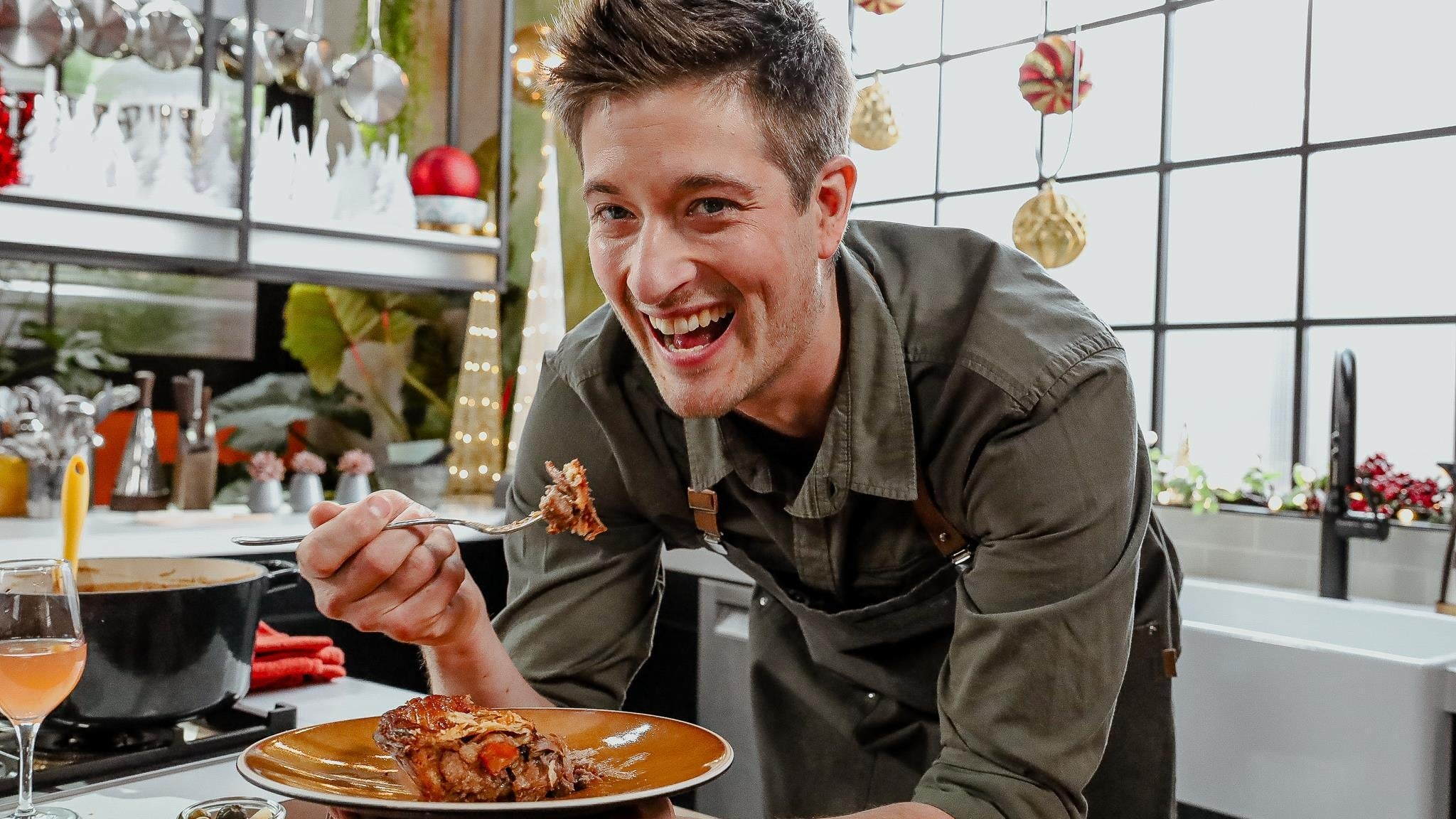 5 chefs dans ma cuisine Season 1 :Episode 67  Episode 67