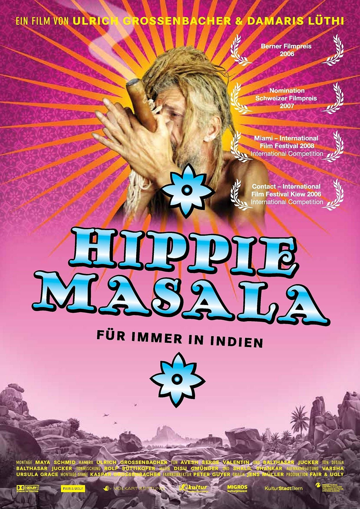 Hippie Masala - Forever in India (2006)