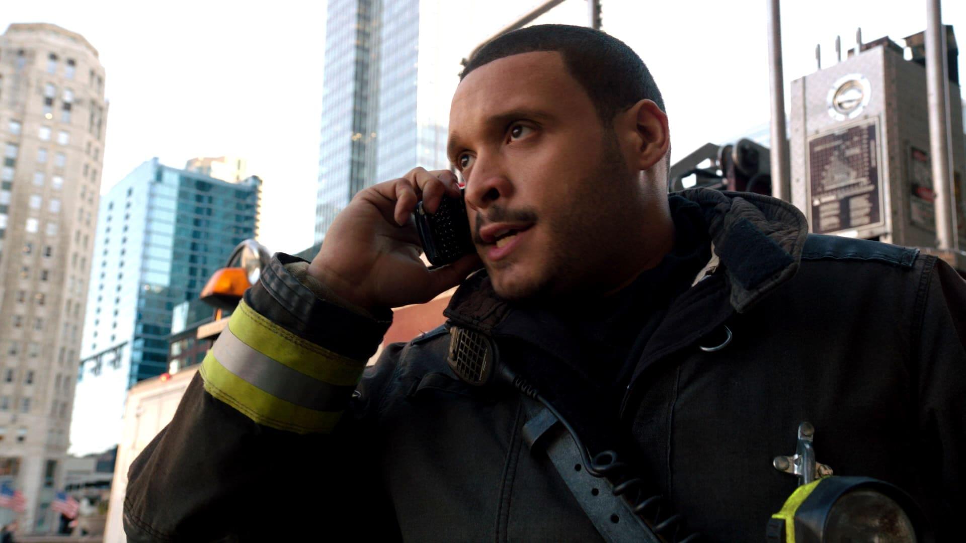 Chicago Fire Season 1 :Episode 9  Der letzte Einsatz