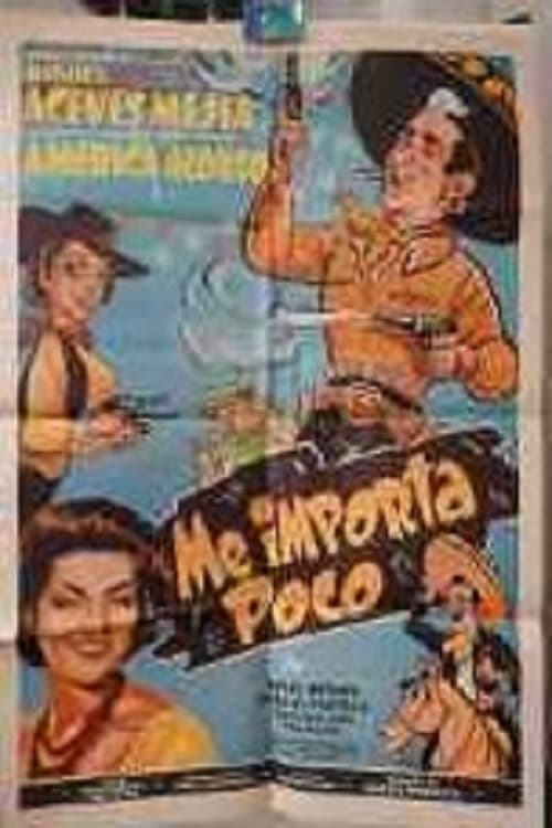 Ver Me importa poco Online HD Español (1960)