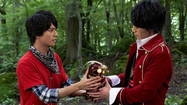 Super Sentai Season 40 :Episode 28  The Space Pirates Return