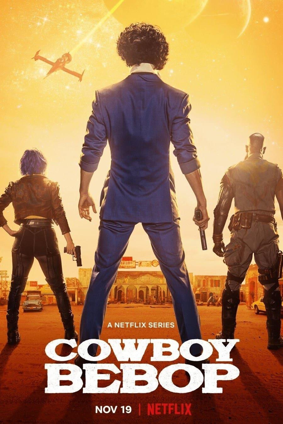 Cowboy Bebop TV Shows About Action Hero