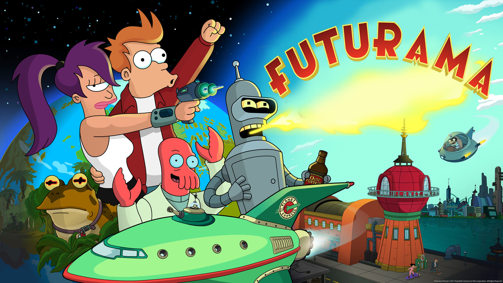 Futurama - Season 7 Episode 11